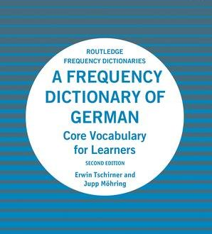 New Edition of Frequency Dictionary